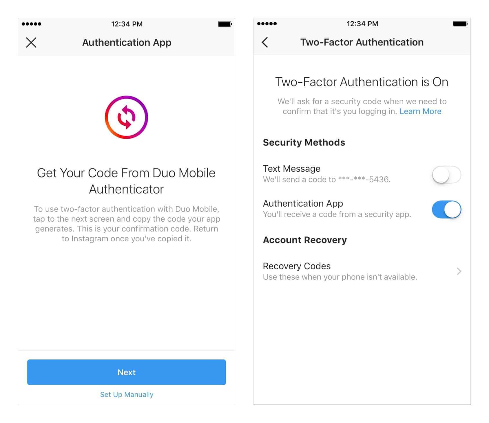 Deuxième nouvelle annoncée par le réseau social, une nouvelle méthode pour la vérification des comptes et l'obtention du badge bleu.