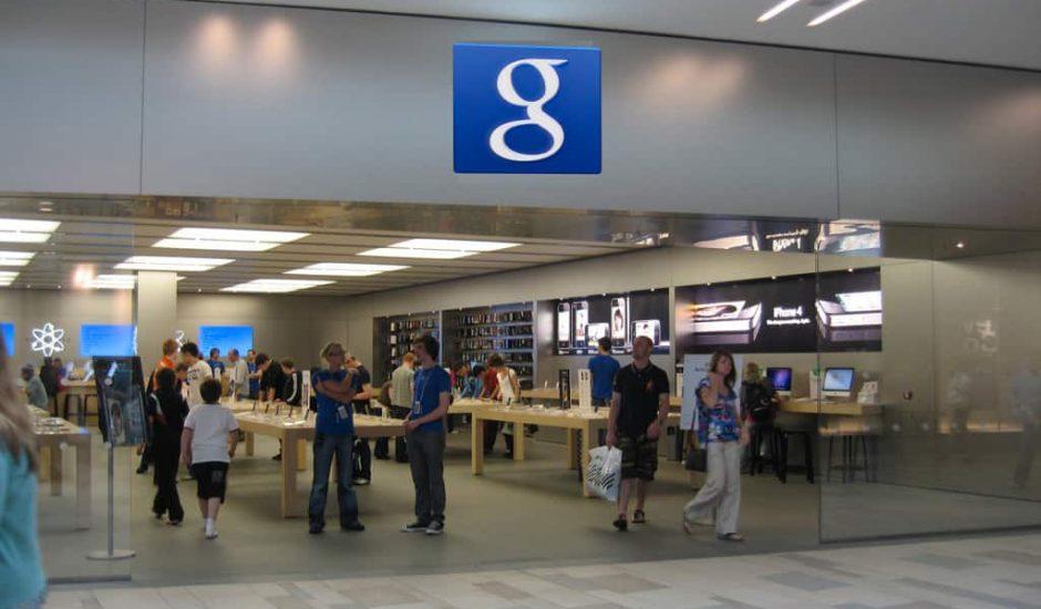 Bientôt l'ouverture d'un magasin à Chicago pour Google ?