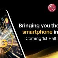 Sprint et LG collaborent pour proposer le premier smartphone 5G aux États-Unis dès le premier semestre 2019