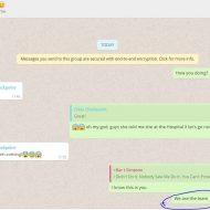 Une nouvelle faille de sécurité détectée dans Whatsapp