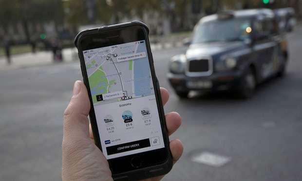 Uber limité à Londres ?