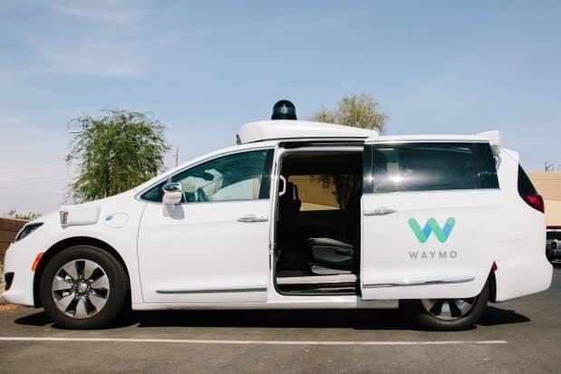 Waymo la filiale de Google travaillant sur les voitures autonomes s'installe en Chine
