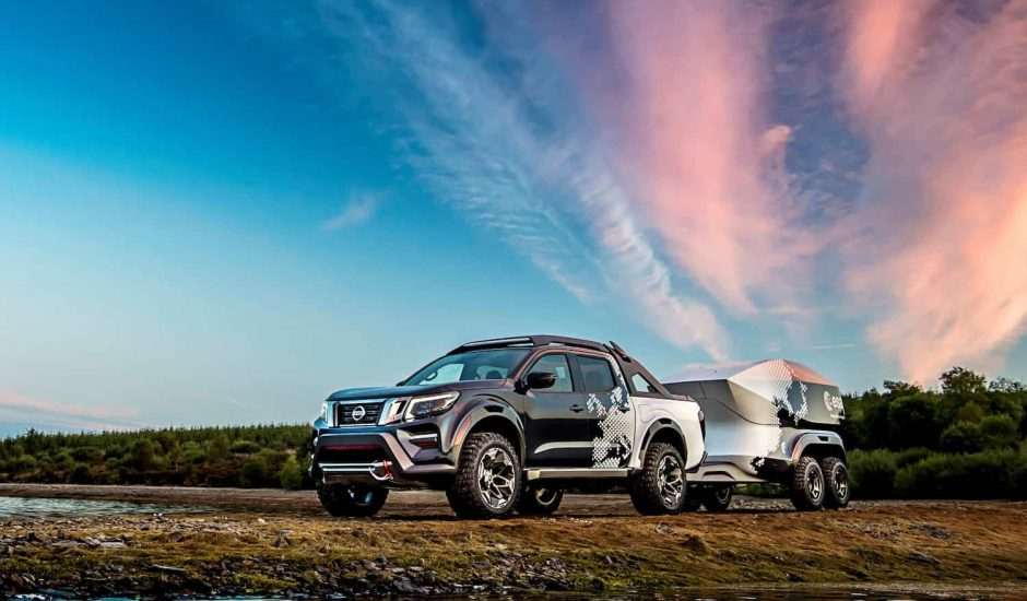Nissan Navara Dark Sky