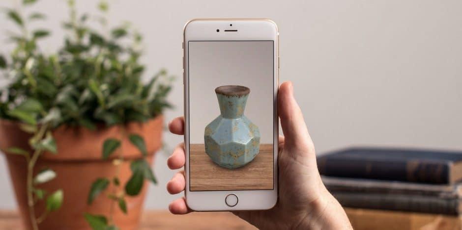 Shopify réalité augmentée