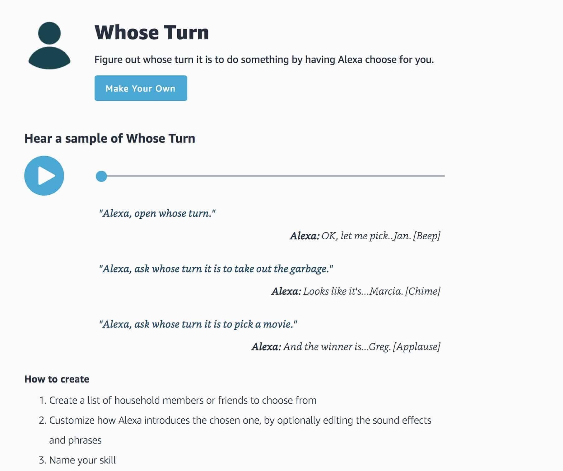 Amazon propose de nouvelles compétences dédiées aux familles et aux colocataires sur Alexa