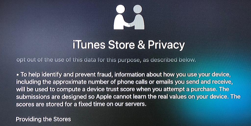 Apple crée un indice de confiance en analysant vos appels et vos mails