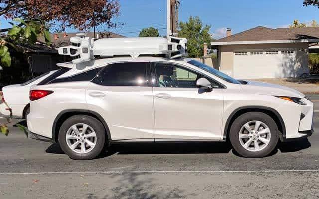 Apple annonce le premier accident de sa voiture autonome