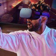 Oculus Quest casque VR