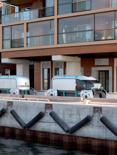 Renault présente EZ-PRO son véhicule autonome dédié à la livraison du dernier kilomètre
