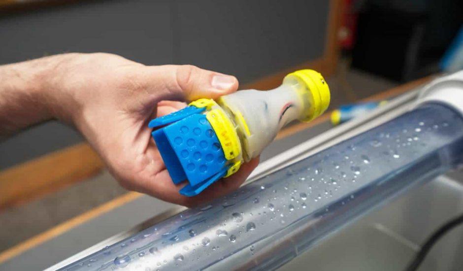 Ce petit robot veut mettre fin aux fuites d'eau en se baladant dans les tuyaux