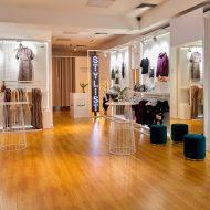 Amazon's pop-up fashion store in London's Baker Street