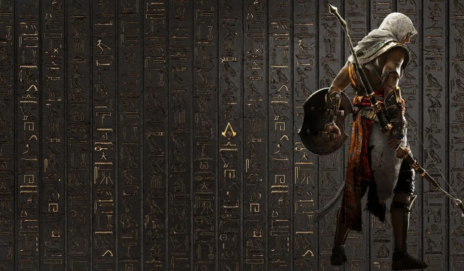 Ubisoft assassin creed origins