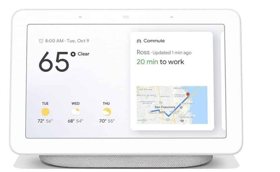Home Hub : Google lève le voile sur son assistant intelligent avec écran