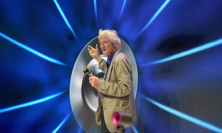 James Dyson a une conférence