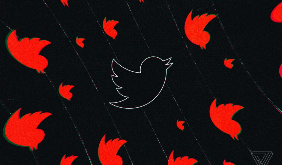 twitter-règlement Tweeter amélioration dark mode.