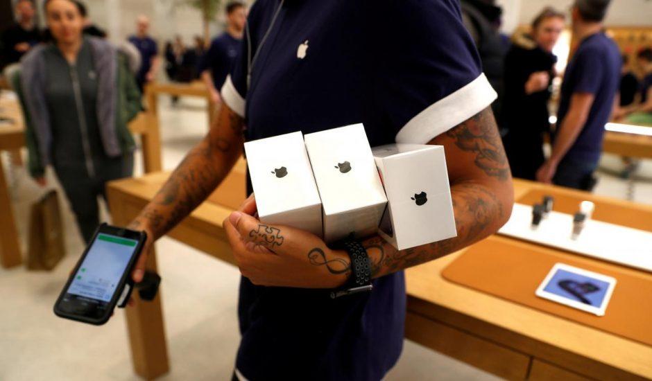 Apple et Samsung sanctionnés par l'Italie.