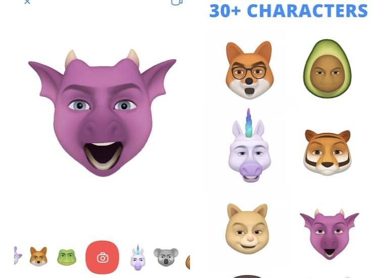 Chudo : l'application qui transforme votre visage en renard et en crâne, sans iPhone X !