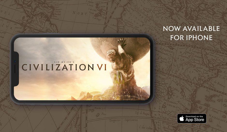 Civilization VI - iPhone