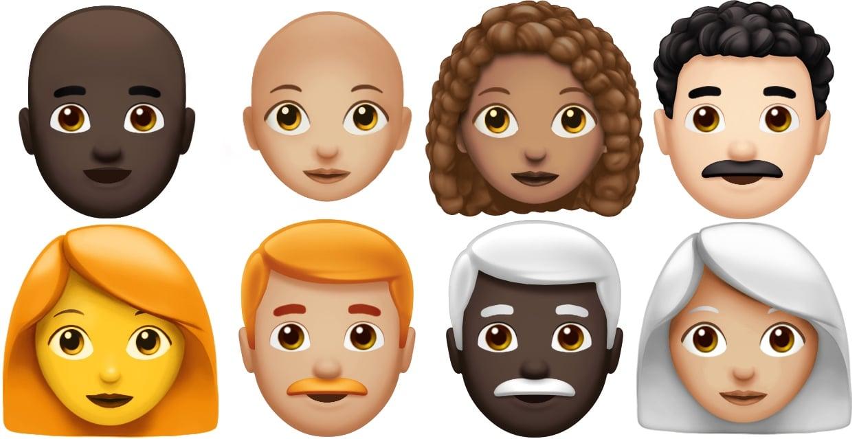 Apple va faire le plein de nouveaux emojis avec iOS 12.1
