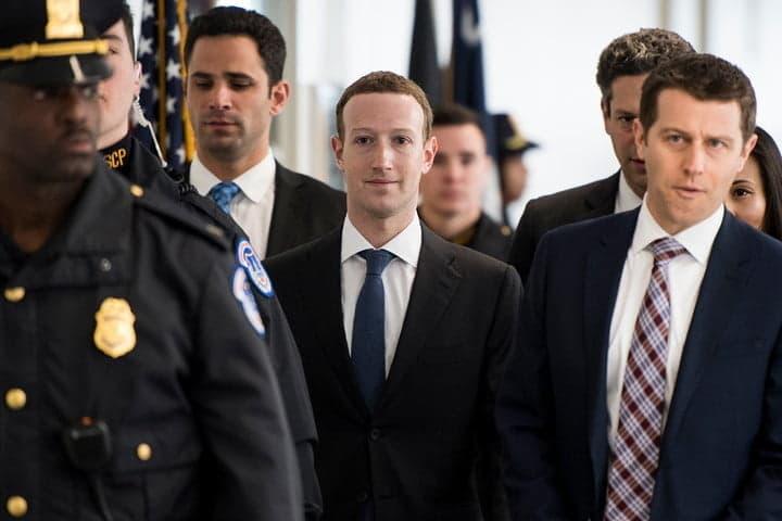 Mark Zuckerberg sera-t-il évincé du conseil d'administration de Facebook ?