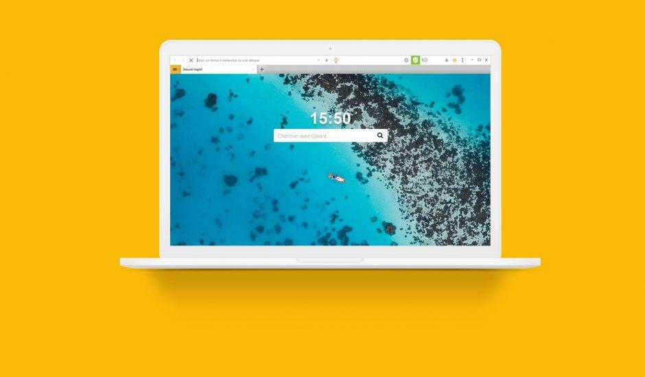 myCo navigateur web