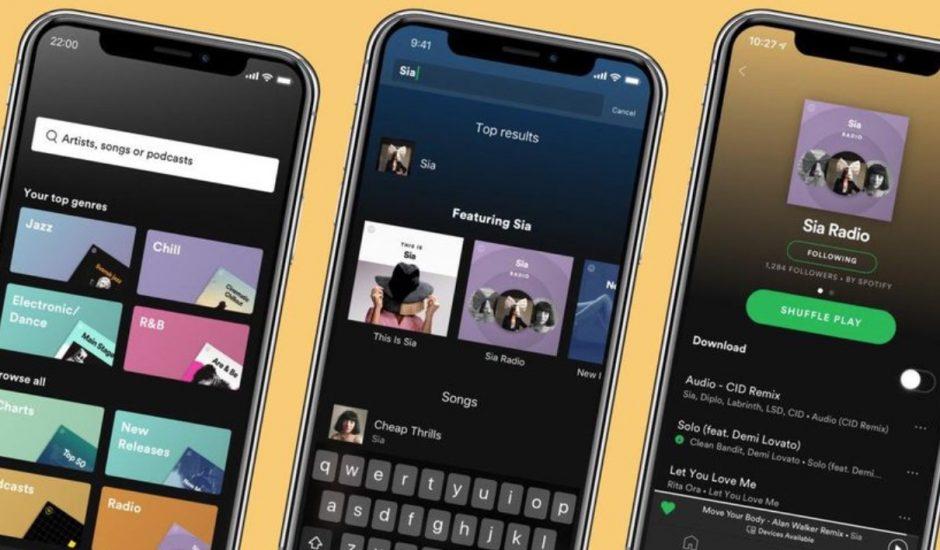 Spotify va offrir plus de contenus personnalisés à ses abonnés