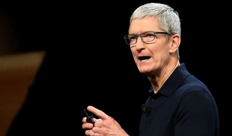 Tim Cook réfute les actions de Bloomberg