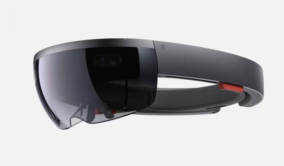 Casque HoloLens Microsoft
