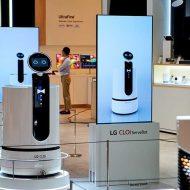 En Corée, LG annonce le développement de robots-chariots pour les supermarchés