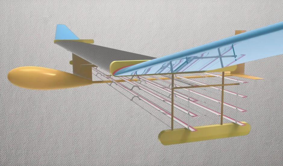 Un avion ionique pourrait voler sans moteur.