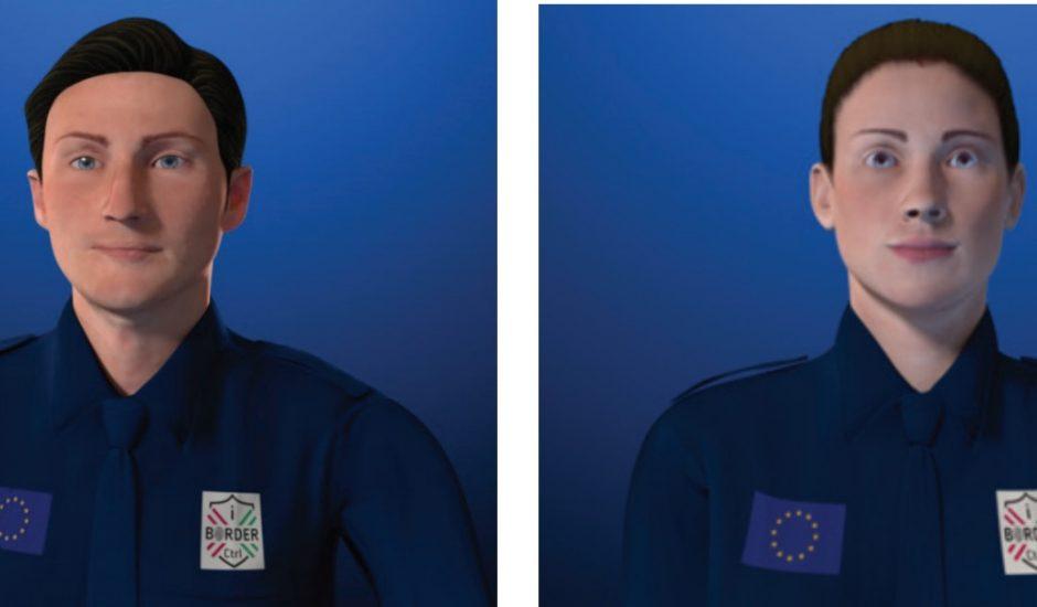 iBorderCtrl, détecteur de mensonge Union Européenne