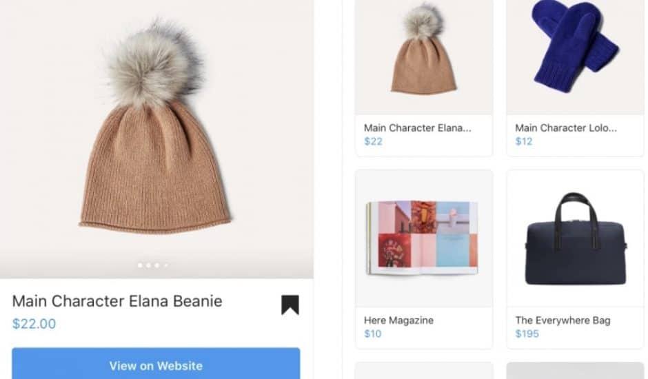 Instagram dévoile de nouvelles fonctionnalités dédiées au Shopping, comme la possibilité d'acheter à travers une vidéo