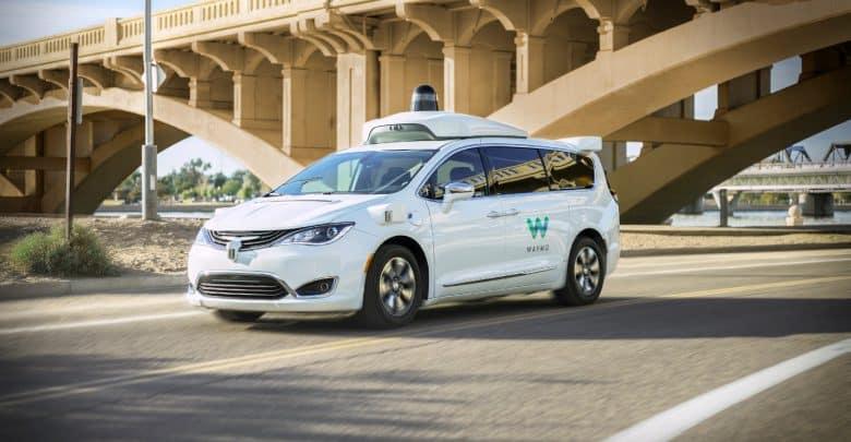 Waymo lance son service commercial de voitures autonomes