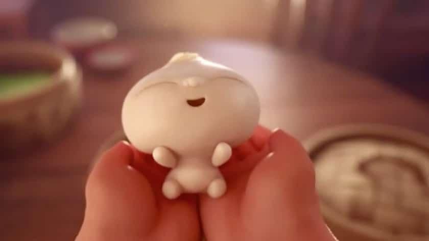 Disney publie de manière gratuite son court-métrage Bao