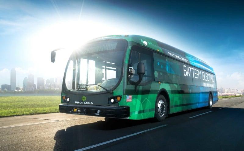 La Californie exige 100% de bus électriques d'ici à 2040.