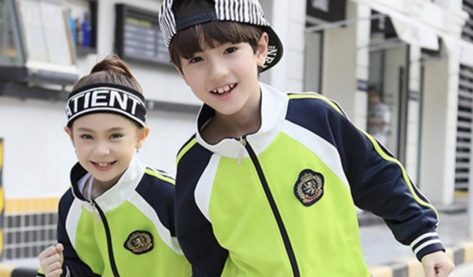 En Chine, les étudiants portent des uniformes connectés qui permettent de suivre leur position