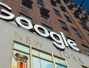 Google investit plus d'un milliard de dollars dans son futur campus new-yorkais.