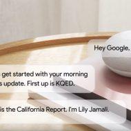 Google veut faire des enceintes connectées la radio de demain, grâce à l'IA