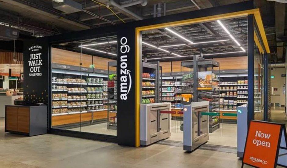 Une mini-version de Amazon Go va ouvrir dans les aéroports