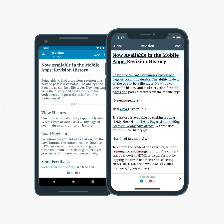 Révision WordPress