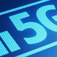 5G écrit sur fond bleu