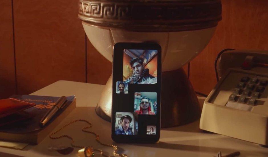 Apple FaceTime Bug écoute