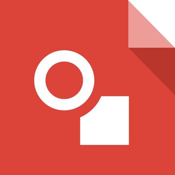 Le logo de Google Drawings