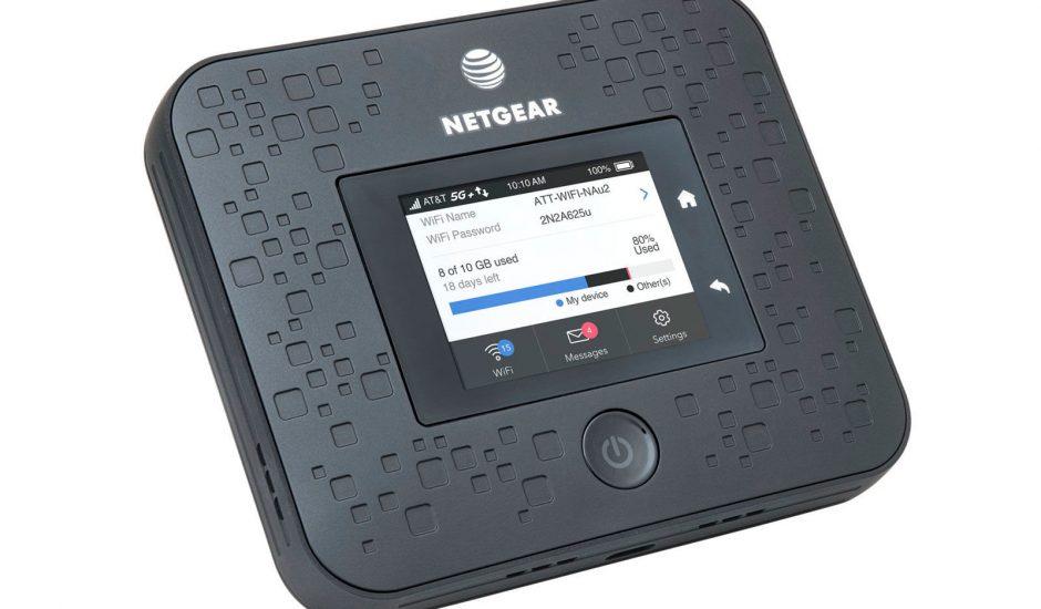 Netgear est au rendez-vous de la 5G avec la création d'un modem portable compatible avec le réseau AT&T