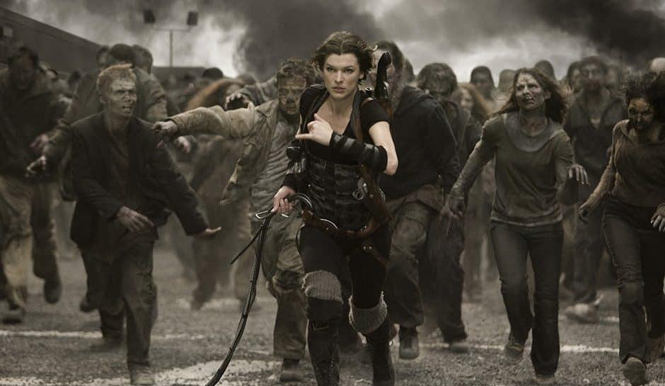 Netflix- Resident Evil