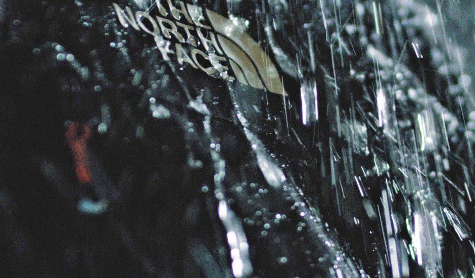 The North Face dévoile une nouvelle matière imperméable ultra confortable et respirante