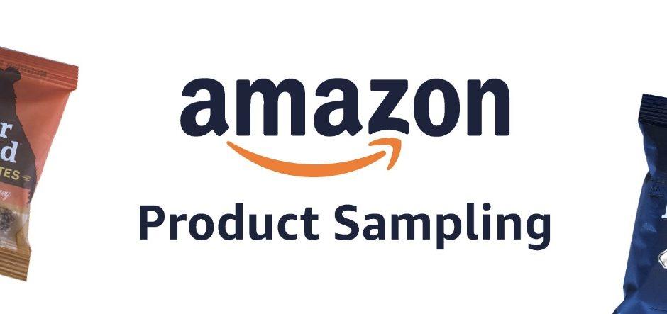 Amazon souhaite vous envoyer des échantillons gratuits pour vous inciter à acheter.