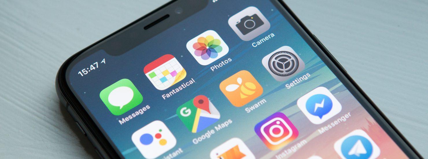 application mobile livre blanc pour tester avant mise en ligne