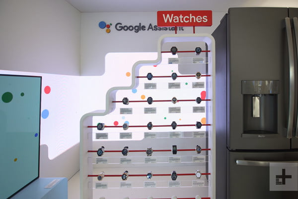 Exposition Google CES 2019