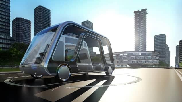 L'hôtel de demain sera sur roues et autonome